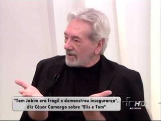 César Camargo Mariano fala sobre Tom Jobim, Elis Regina e Nana Caymmi (2011) - Entrevista sobre Solo