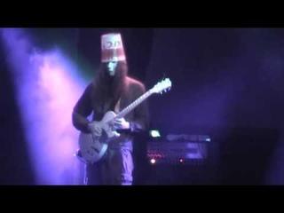 "Buckethead Live ""Computer Master"" 2006"