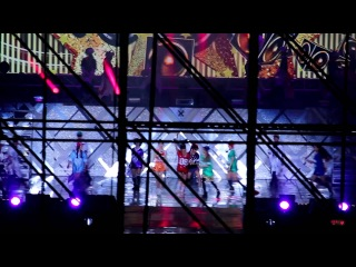 FANCAM   130511   T-ara N4 - Countryside Life (ft. Taewoon of SPEED)   Dream Concert
