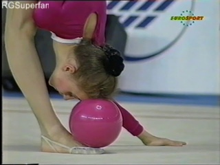 Rhythmic Gymnastics European Championships All Around Competition 1994