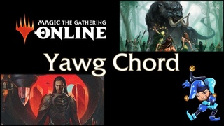 Black Green Yawgmoth Chord - Modern Magic the Gathering Deck - July 22nd, 2021