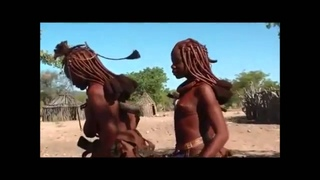 Unwanted Marriage Wives Himba tribe. Брак жен племени Химба. ( Konkin I.)