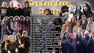 Helloween - Nirvana -  - Eagles - Steelheart - Nazareth - Scorpions - Bon Jovi ♫ Rock 70s 80s