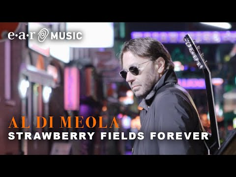 Al Di Meola Strawberry Fields Forever Official Video New Album Across The Universe Out Now