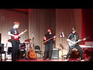 Joe Satriani - Summer Song | Cover by Сергей Никулин, Никита Токарь, Михаил Тюрин и Сергей Дмитренко