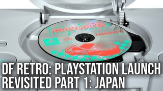 DF Retro: Sony PlayStation Revisited - Every Launch Game Tested - Part One: Japan