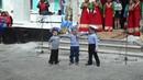 Дети танцуют Яблочко! Какие молодцы!