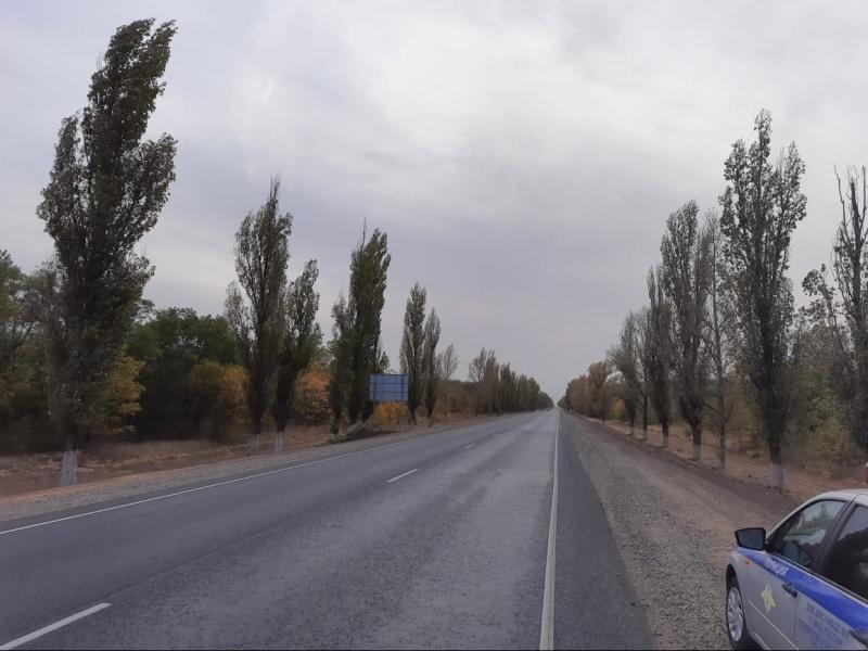 Донская Госавтоинспекция предупреждает о риске возникновения ДТП в сложных метеорологических условиях