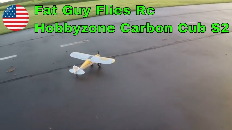 HobbyZone Carbon Cub S2 Review PART 1
