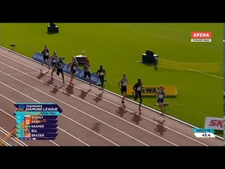 Wanda Diamond League - Stockholm 2020 - 800m (Men)