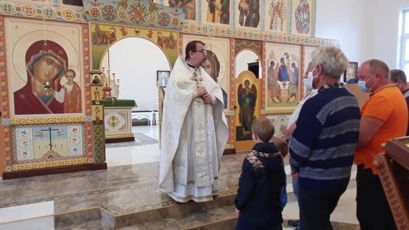 Иерей Константин Корепанов Проповедь в девятую неделю по Пятидесятнице