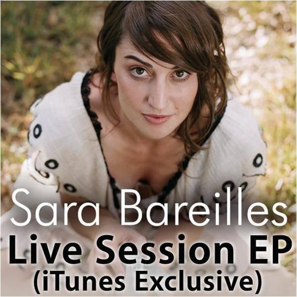 Sara Bareilles album Live Session (iTunes Exclusive) - EP