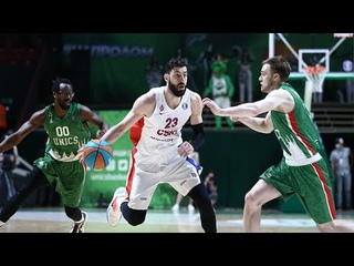 UNICS vs CSKA Condensed Game Final Game 2 | Season 2020-21