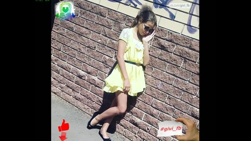 №16 Слайд фотосессия likee няша тян школьница студентка тик малолетка tik аниме periscope webm teen юная тверк