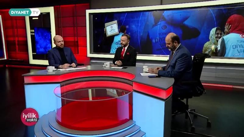 Diyanet Vakfı ve Diyanet Teşkilatı Ne Gibi Hizmetler Üretiyor Necmeddin Bilal Erdoğan 720P HD mp4