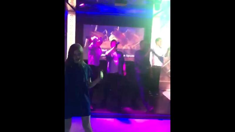 Видео от Караоке клуб 7Sky СПб