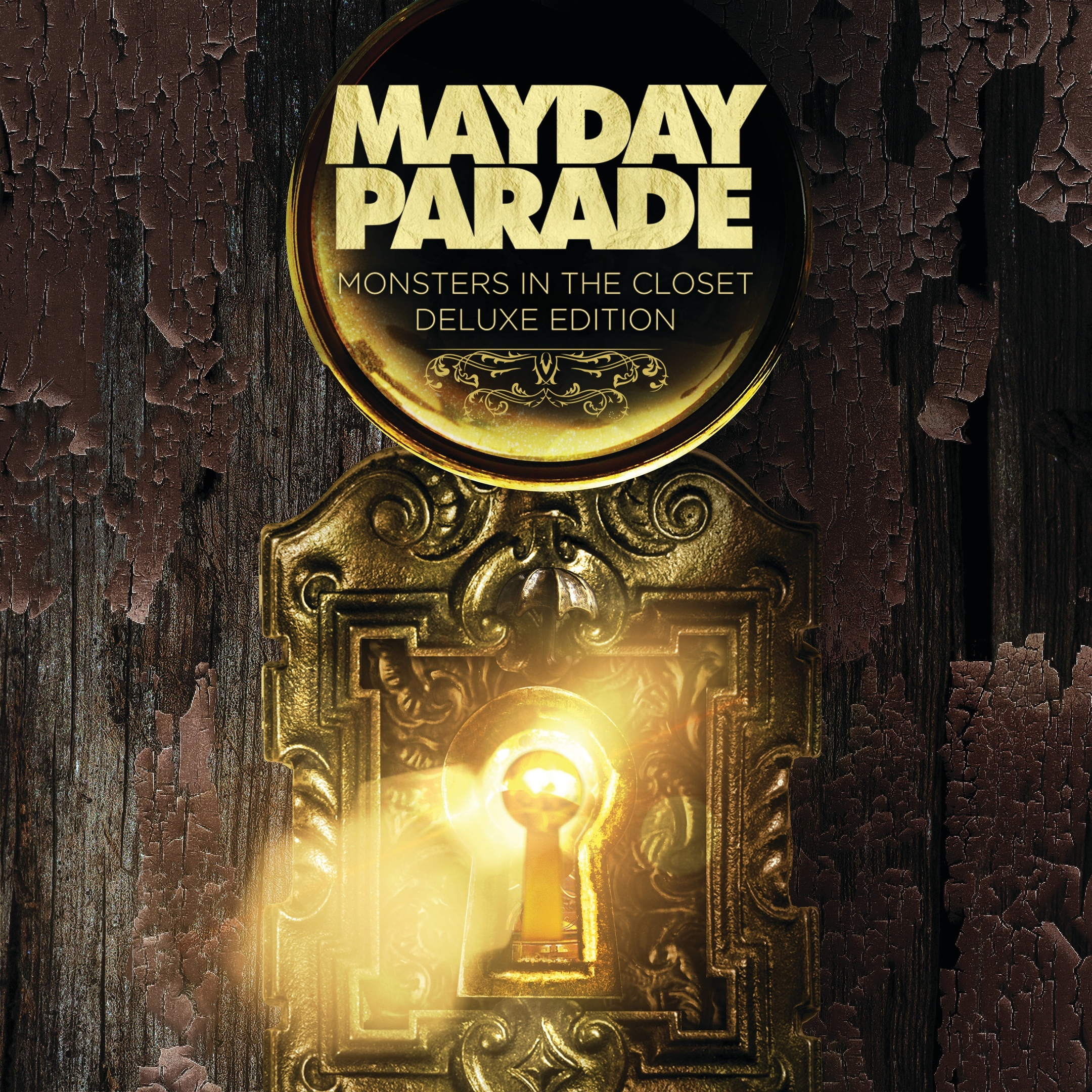 Mayday Parade album Monsters in the Closet (Deluxe Edition)
