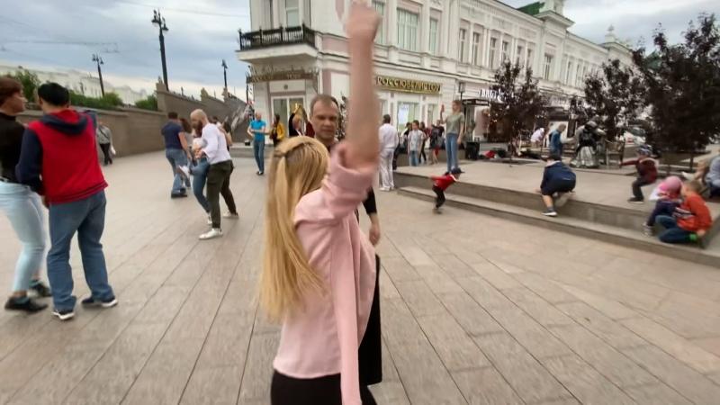 Open Air 12 06 21 Костя и Сашенька