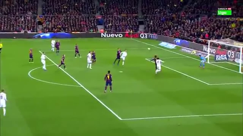 The Day Cristiano 26 Madrid Celebrated Too Early against Barcelona 26 Messi ¡ HD