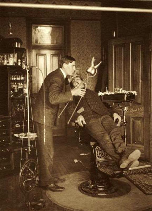 Успехи и неудачи американских стоматологов начала ХХ века