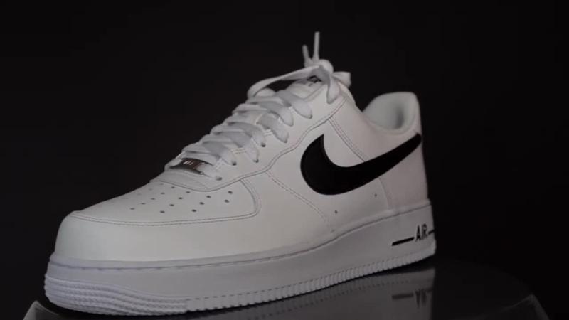 Видео-обзор Nike Air Force 1 07 3 AO2423-101