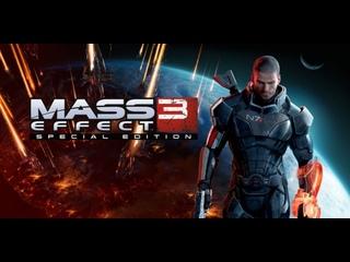 Mass Effect 3 38я часть Д-р Гарно Найден