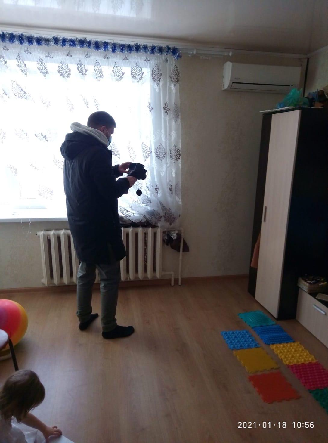 Улица Ердякова дом 16 квартира 133 обследование