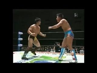 Kenta vs Katsuhiko Nakajima Kensuke Office - 2008_06_13