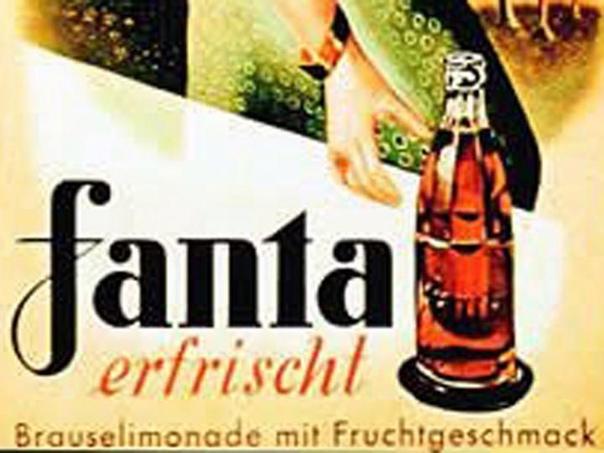 Немецкая «Фанта». В самом начале Второй Мировой войны немецкий завод по розливу «Кока-Колы» лишился поставок всех ингредиентов из Америки. Тем временем немцы приняли решение делать иной напиток
