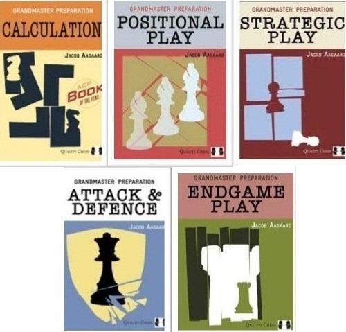 Jacob Aagaard_Grandmaster Preparation all 5 books PDF+PGN  UoZ-aHujQ4I
