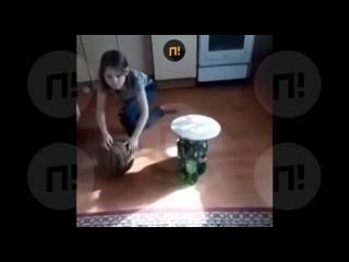 Игравший кошкой в боулинг пермяк пожаловался на травлю