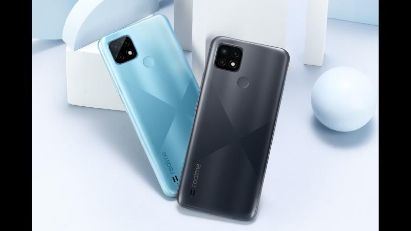 Oppo Realme C21 - Модель которая способна удивлять! при цене дешевле 9590р. за 464 c NFC в нашем магазине