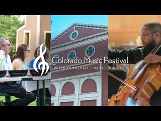 Colorado Music Festival: Pianist Jan Lisiecki Performs Beethoven (Colorado, 2020)