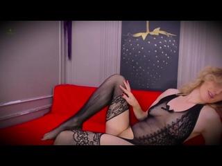 43-летняя Русская милфа-блондинка стала вебкамщицей MILF Webcam Brazzers Porno Big TIts Anal BLowjob