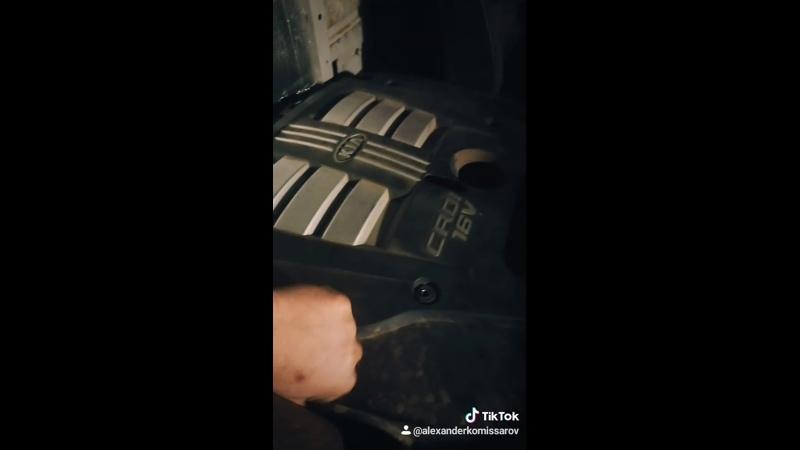 Турбо мотор на уаз