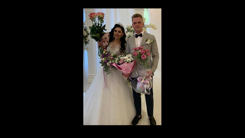 Свадьба Владимира и Дарьи в ВЕНЕЦИЯ Silver Hall