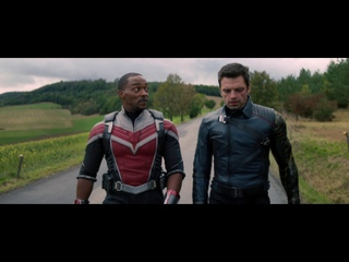 The Falcon and the Winter Soldier - Official TV Trailer Exclusive First Look (New Marvel & Disney + 2021)
