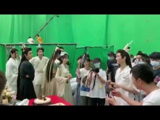 День рождения режиссёра Хэ Шупея  Хэндянь