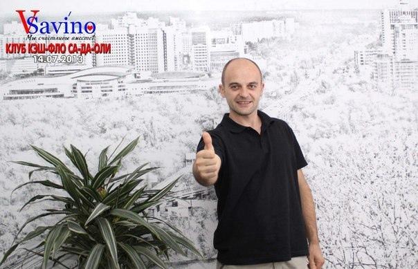 Андрей Грай, Киев, Украина