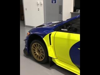 Subaru Rally Rallycross Team USA - WRX STI