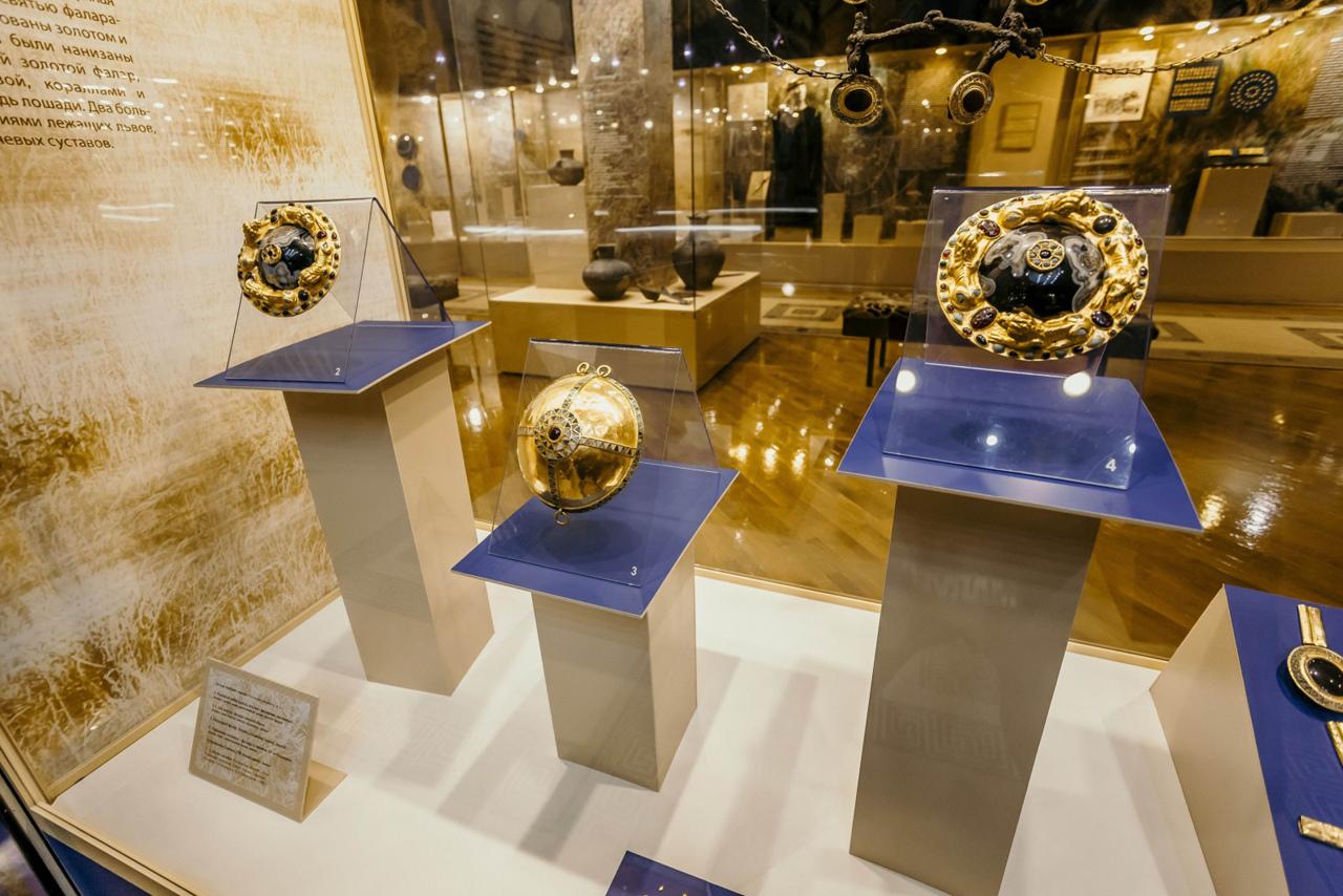 Объекты проекта «Золотого кольца Боспорского царства» на Дону посетили свыше 100 тысяч туристов