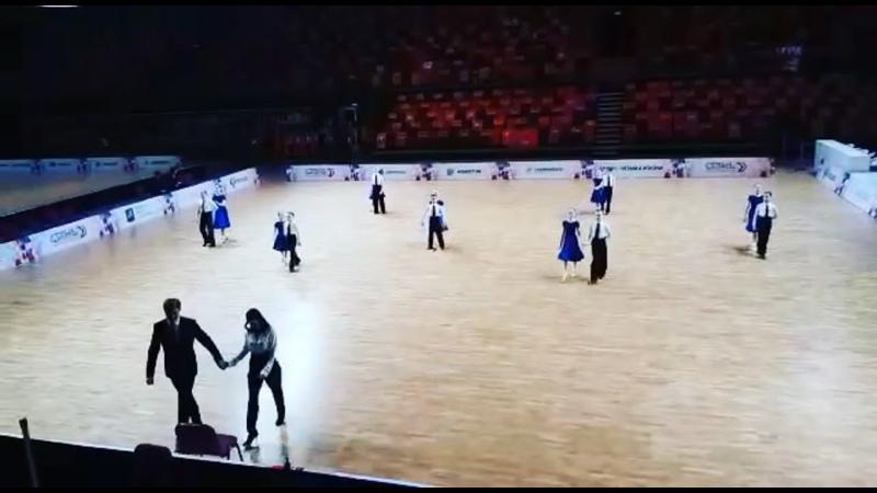 Видео от Танцы в Йошкар Оле ЦТС МАКСИМУМ