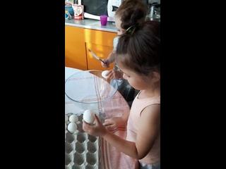 Сериал юные кулинары, готовим тесто