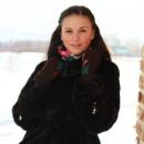 Оля Баймашова, Саранск, Россия