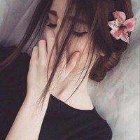 Фотография страницы Ксении Зарубиной ВКонтакте