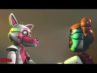 [SFM FNAF] Sister Location FunTime Foxy ( sub Special) - YouTube [720p]