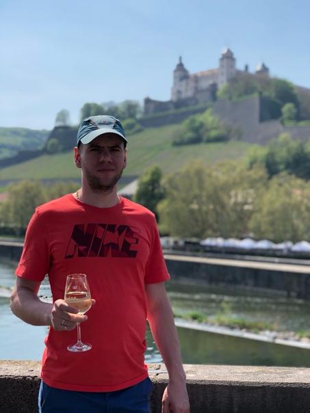 Серёга Шамбер, 33 года, Германия