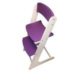 Растущий стул для детей (Цвет: Фиолетовый)