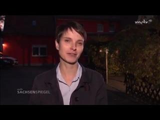 Die Verräterin im Interview des Staatsfunks Frau Petry über die Gründung Der blauen Partei!