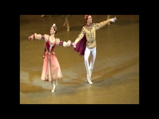 () ЛО. Н.Еникеев, А.Русина (1-е выступление) - венгерский танец.